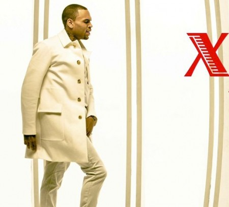 Chris Brown releases new X Chris Brown Album Cover