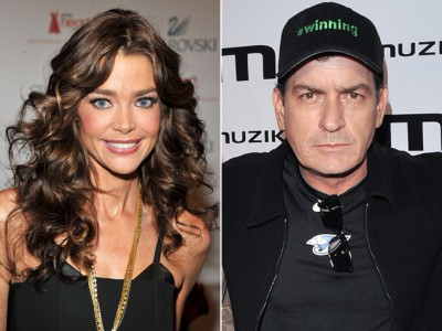 Charlie Sheen wanted twin boys in Denise Richards' custody?