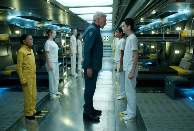 Ender's Game New movie Trailer