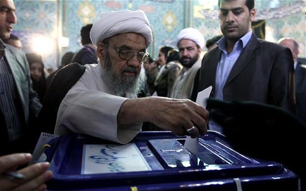 Mahmoud Ahmadinejad's Election was Counterfeit