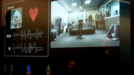 Xbox One can monitor user's heart rates while they game, the potential for this is nearly endless.
