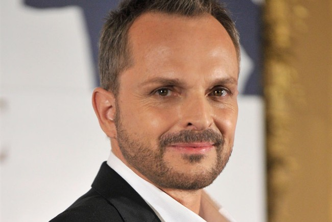 Latin Grammy winner Miguel Bose named person of the year