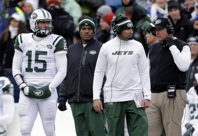 New York Jets are a Mess
