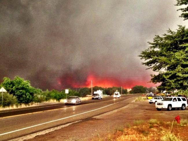 Arizona: 18 Firefighters Dead
