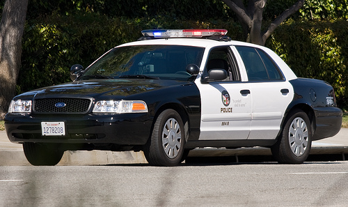 Los Angeles: Man Dies in Solo Traffic Collision