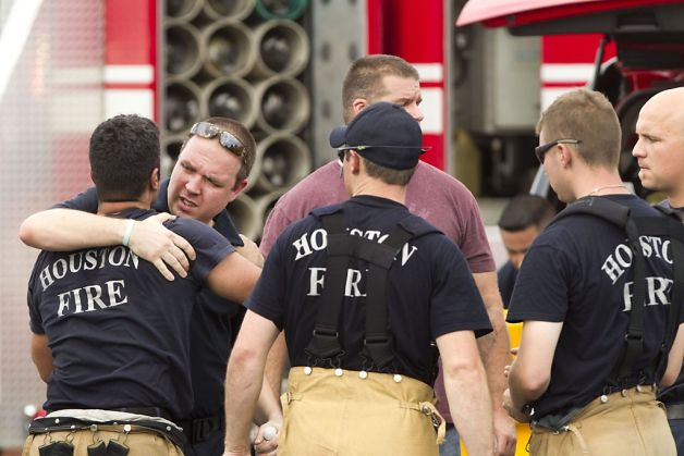 A Sad Day in History for Houston Firefighters