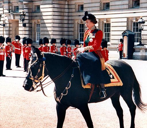 Queen Elizabeth In Burma