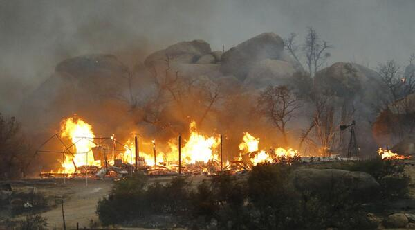 Arizona: 19 Firefighter's Dead and 22 Injured