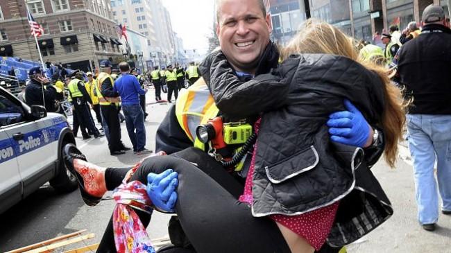 Boston Marathon Bombings Tourniquet