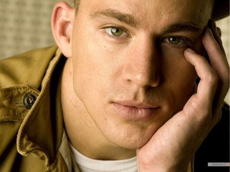 Channing Tatum Sheds Manly Tears
