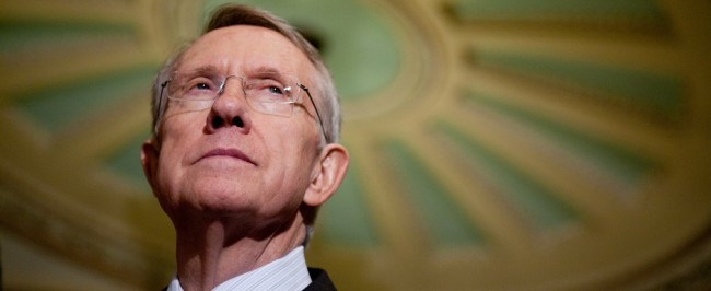 Discrimination on Bill Supported by Senate Majority Leader Harry Reid