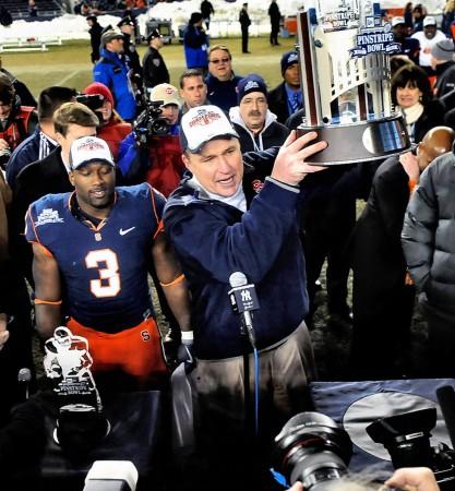 Buffalo Bills Head Coach Doug Marrone spoke to the media after practice Tuesday