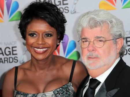 George Lucas Marries Long Time Girlfriend