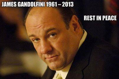 James Gandolfini Dies at 51, in Rome Italy