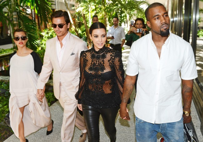 Kim Kardashian and Kanye Baby Name Revealed!