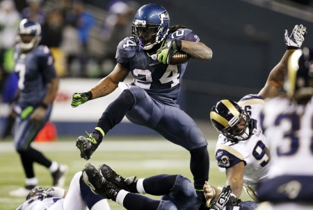 Running back is the most important position in fantasy football, check our preview to see where Marshawn Lynch and other rushers stack up this year.