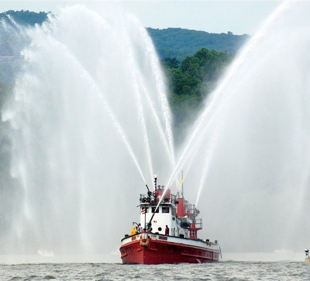 Fireboat John J. Harvey