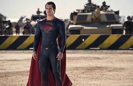 Superman versus Man of Steel