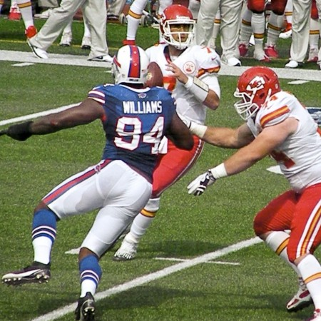 Buffalo Bills defensive end Mario Williams made some comments this weeks that drew some attention