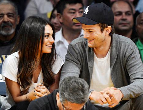 Mila Kunis and Ashton Kutcher to marry in UK?