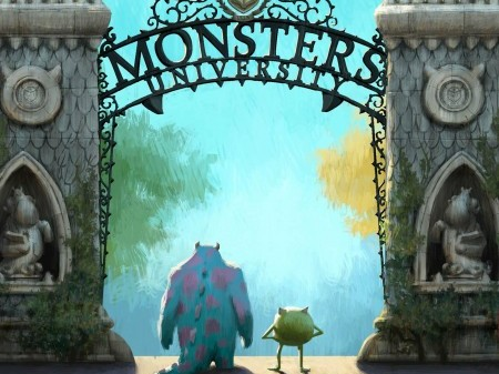Monsters University Monstrous Interview