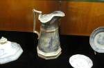 Pitcher recovered from the 1856 shipwreck of the steamboat Arabia