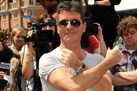 Simon Cowell Egg Lady Identified