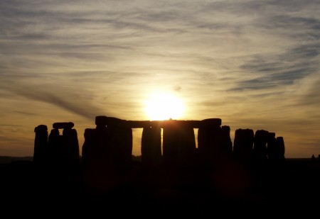 Summer Solstice Rises Again within As in Ancient times