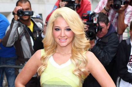 Tulisa Contostavlos X Factor judge on drugs charge