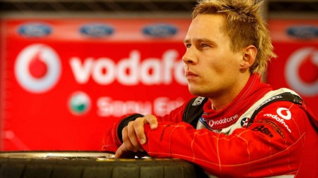Tragedy struck the Le Mans 24 hour race today with the death of Allan Simonsen.