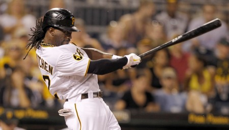 At the half way point of the MLB season, the Pittsburgh Pirates have the best record in baseball (for real.)