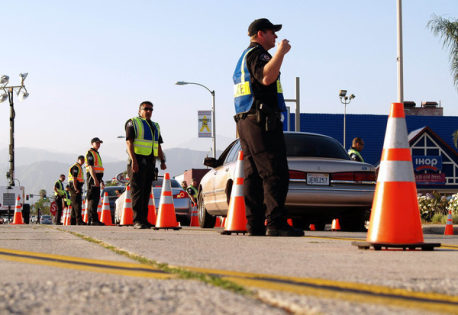 Los Angeles: DUI Checkpoints Saturday, June 22