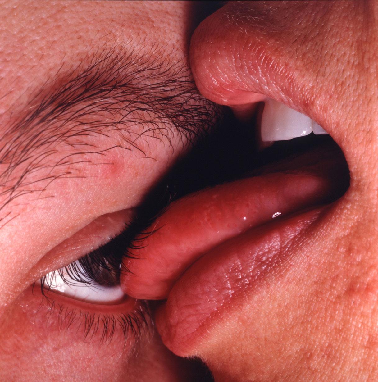 kiss my eye: