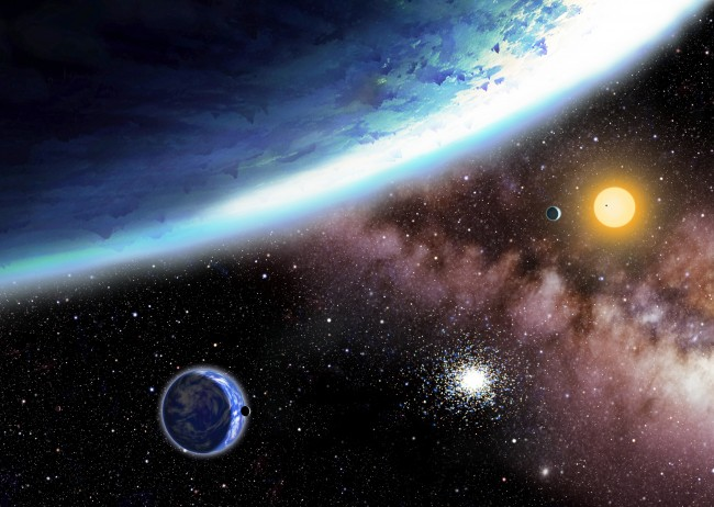 New Earths discovered in Galaxy: Super- Earths Could Host Life