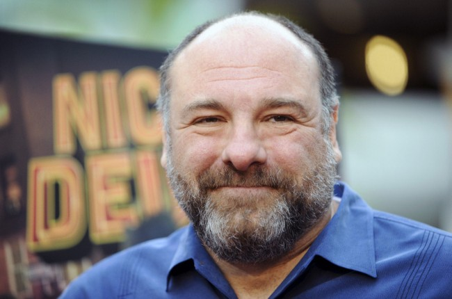 James Gandolfini dies while on holiday.