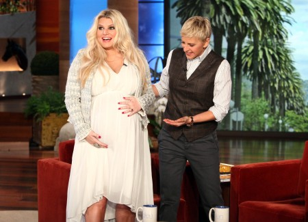 Jessica Simpson Gives Birth to Baby Ace Knute