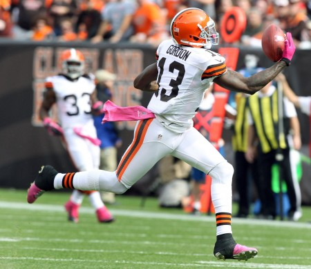 Browns receiver Josh Gordon will have a major impact on your fantasy team despite being suspended for the first two games of the year.