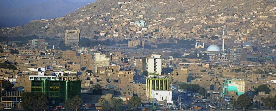 Afghan capital Kabul