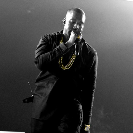 Kanye West soars to the top of the charts with his 5th LP 'Yeezus'