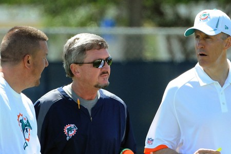 Miami Dolphin's Trainer Kevin O'Neill has won the presigious 2013 Tim Kerin Award for Excellence in Athletic Training.