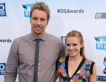 Kristen Bell and Dax Shepard win PETA sexiest couple, not.