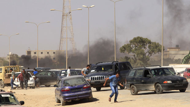 Libya Violence Kills 31 as Country Approaches Brink of Chaos
