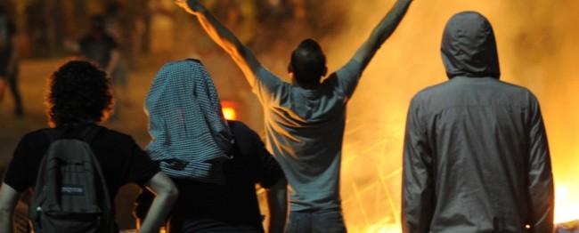 Istanbul rioting