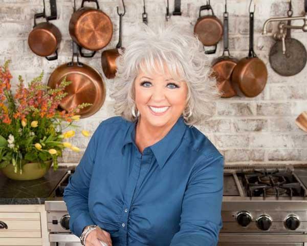 Celebrity chef, Paula Deen