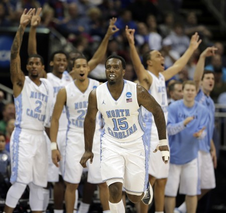 North Carolina sophomore guard PJ Hairston has been arrested on marijuana charges.