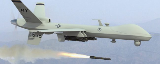 drone strikes kill seven