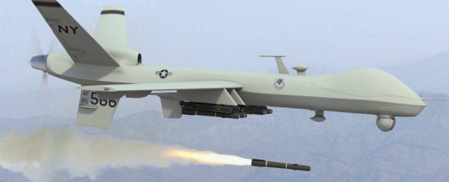drone strikes kill seven