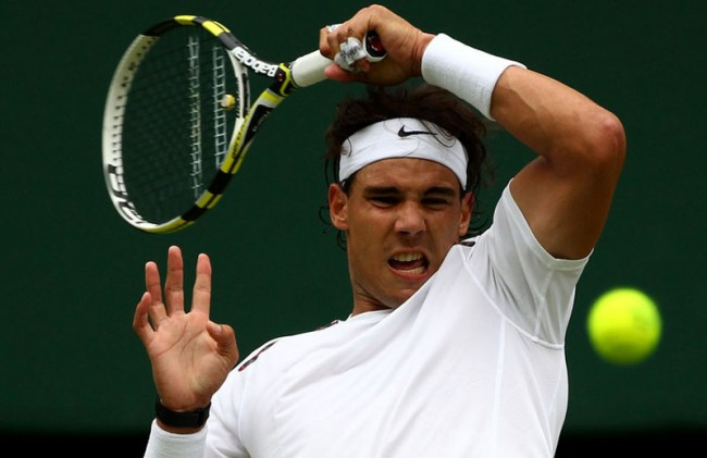 tennis player raphael nadal