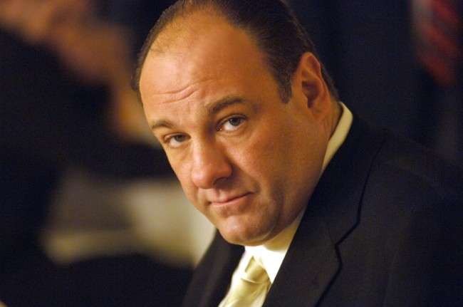 James Gandolfini Honored with Last Stripper Dance (video)