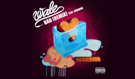 Rihanna and Wale release 'Bad' remix